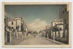 Postales de Huelva : Paseo de los Naranjos