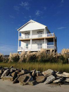 Custom Coastal 2 story for The Crisp family by Future Homes