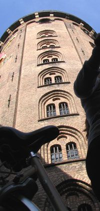 Round Tower in Copenhagen, Denmark. I actually went here right after high school!