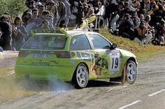 SEAT Ibiza Seat Cupra, Vw Gol, Kit Cars, Rally Car, Hui, Ibiza, Race Cars, Nostalgia, Racing