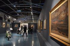 Velocissimi al Museo Piaggio