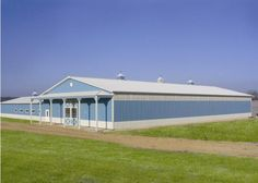 Wick Buildings Riding Arenas & Training Facilities, Stable/Stall Barns, Run-in Sheds