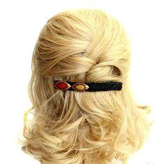 Concise Retro Girls Handmade Lolita Hairpin