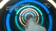 Aquaworld Budapest Black Hole 360° VR POV Onride