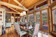 Log Home in Flagstaff Az