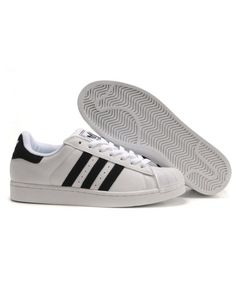 [Black Friday.196] Adidas Superstar 2 Mens Trainers White Black