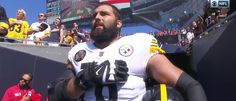 Former Army Ranger Is Only Steelers Player To Stand For National Anthem [VIDEO] THIS KIND OF PATRIOTISM MAY NOT BE TOLERATED.