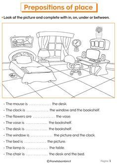 English Activities For Kids, English Grammar For Kids, Learning English For Kids, Teaching English Grammar, English Worksheets For Kids, English Lessons For Kids, Grammar Activities, English Writing Skills, English Vocabulary