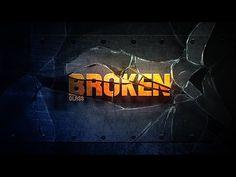 Broken Logo | After Effects template