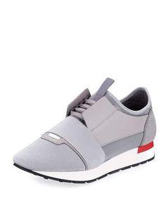 BALENCIAGA KNIT LOW-TOP SNEAKER. #balenciaga #shoes # Balenciaga Mens, Balenciaga Shoes, Men Store, Top Designers, Designer Shoes, Neiman Marcus, Ships, Sneakers, Mens Fashion