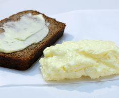 Easy Homemade Butter