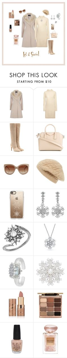 """""""Winter Collection"""" by michelechambers ❤ liked on Polyvore featuring Line, Gianvito Rossi, Givenchy, STELLA McCARTNEY, Sole Society, Casetify, Kate Bissett, Nadri, Bling Jewelry and Charter Club"""