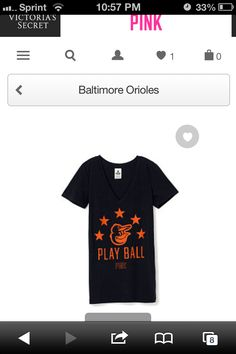 New MLB PINK 2k14 Baltimore Orioles! 966eeea76