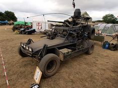 desert patrol vehicle   Military Vehicle Photos - Chenowth DSP (Desert Patrol Vehicle)