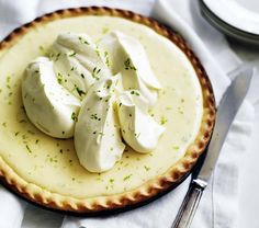 Neil Perry's key lime pie is a sure-fire crowd pleaser.