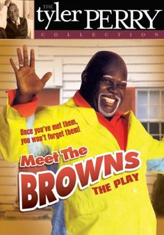 Tyler Perry's Meet the Browns - The Play: Tyler Perry, David Mann, Tamela Mann, Joyce Williams: Black Love Movies, Madea Movies, Fun Movies, Comedy Movies, Tyler Perry Movies, Tamela Mann, Movies Playing, Video On Demand, Seriously Funny