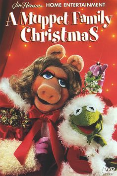 "A Muppet Family Christmas. One of my all time favorite Christmas specials. The DVD is a cut down version so we watching the VHS recording I made when it originally aired. My kids are in their 20s and on Christmas Eve we sit and watch this special along with The Grinch and Charlie Brown. It has every Muppet!! My favorite line is ""The dog is not the turkey, the turkey's the turkey, you turkey!"" oh and don't forget to watch out for the icy patch!!!"