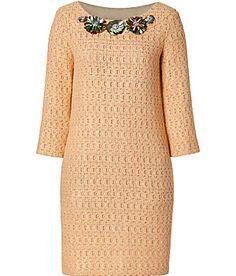 dress / moschino
