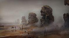 L'excellent illustrateur / concept artist Rasmus Berggreen nous en met plein la vue avec son projet « Fall of Gods ». Ce dernier raconte l'histoire de Váli, un guerrier parcourant Jotunheim (la terre des géants) dans le but de venger sa famille assassinée. Vous pouvez découvrir les autres oeuvres de cet artiste danois sur son blog, son […]