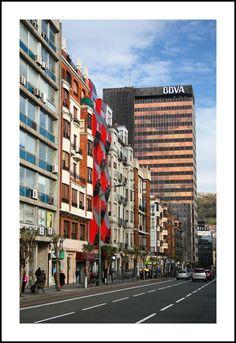 c/ Hurtado de Amézaga (Bilbao)