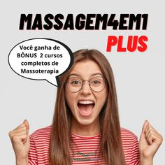 Massagem4em1 Plus está imperdível! Todas as técnicas que você precisa dominar para ser um massoterapeuta de sucesso, no mercado que mais cresce nos últimos anos. Fale direto com a produtora do curso no whats 12-99201-0500. #massagem #massoterapia #massoterapeutas #massagemrelaxante #drenagemlinfática #shiatsu #reflexologia #cursodemassagem #cursodemassoterapia