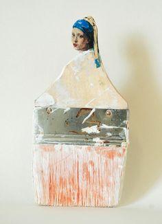FINE ART FOCUS: REBECCA SZETO