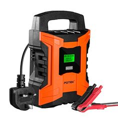 Fifth Gear/® 4 in 1 12V Portable Car Jump Starter Air Compressor Battery Start Booster Charger Leads