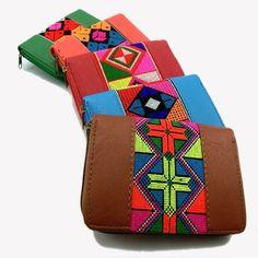 Bohemian Tribal Wallet