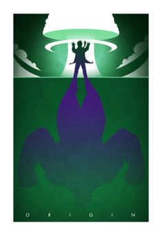 Bruce Banner/The Hulk, The Other Guy - Print by The Ninjabot - Support the Kickstarter now! kck.st/Zwzs6D