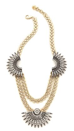 Lulu Frost Beacon Statement Necklace