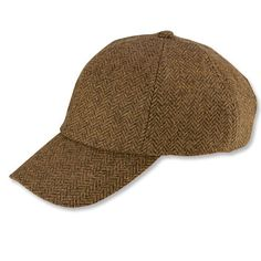 fc88b393176 Just found this Tweed Baseball Cap - Tweed Baseball Cap -- Orvis on Orvis.