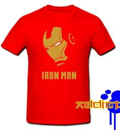 Iron Man T-shirt | Blasted Rat