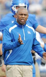 University of Kentucky football head coach Joker Phillips said after practice Thursday that the UK football team went through a physical week of practice in preparation for Western Kentucky University on Saturday at 7 p.m. ET.