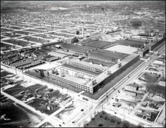 The last factory of General Motors in Flint, the truck division, was situated along the I-69 in Lansing.   It was demolished in 2006...