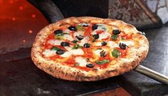 #GoLearnToCook stonebaked pizza on a delicious organic Italian cookery holiday in Puglia, Italy