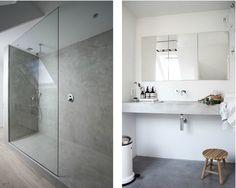 betonikylpyhuone Bathtub, Bathroom, Decor, Standing Bath, Washroom, Bath Tub, Decoration, Bathtubs, Bathrooms