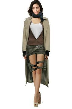 alice resident evil costumes - Google Search