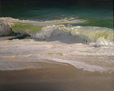 Summer Surf by Matthew W. Cornell