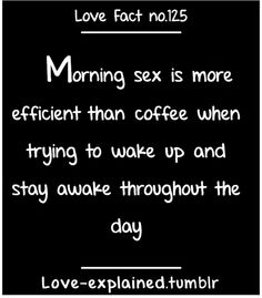 I love my first cup of Joe, but give me this every day!