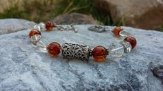 The Ultimate Power meets The Ancient Healer! Jewelry Design, Unique Jewelry, Healer, Beaded Bracelets, Fire, Sterling Silver, Trending Outfits, Gallery, Handmade Gifts