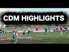 Highlights from my recent match. I played defensive midfielder:  https://www.youtube.com/watch?v=_7kiTs7tyHc