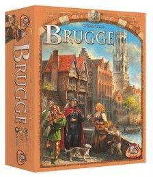 Brugge White Goblin Games - gezelschapsspellen op Spelmagazijn
