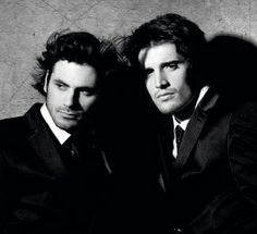 Stjepan Hauser and Luka Sulic / 2Cellos