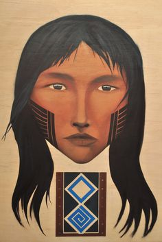 "Yanomami. ""Dado Motta"" art."