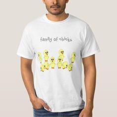 family of chicks T-Shirt - diy cyo customize create your own personalize