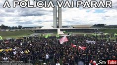 ATENÇÃO! A POLÍCIA VAI PARAR,  NO BRASIL INTEIRO!