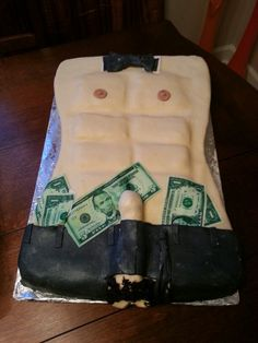 Best bachelorett cake ever!!!