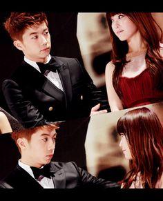 Resultado de imagen para iu and wooyoung Kdrama, Jang Wooyoung, Song Seung Heon, Dream High, Best Dramas, Romance, Woo Young, Gaara, Man In Love