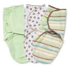 Amazon.com : Summer Infant SwaddleMe Adjustable Infant Wrap, Elephant Heart/Pink Heart, Girl, Small/Medium : Nursery Swaddling Blankets : Baby