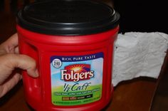great idea for toliet paper!